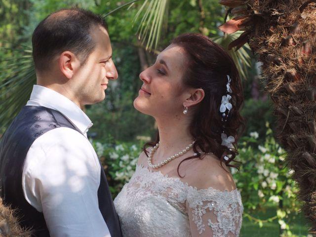 Il matrimonio di Sergio e Silvia a Terrassa Padovana, Padova 36
