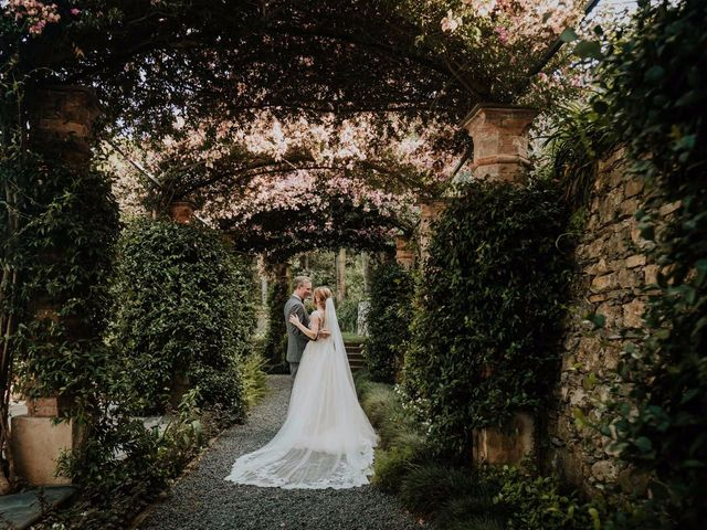 le nozze di Lisa e Paul