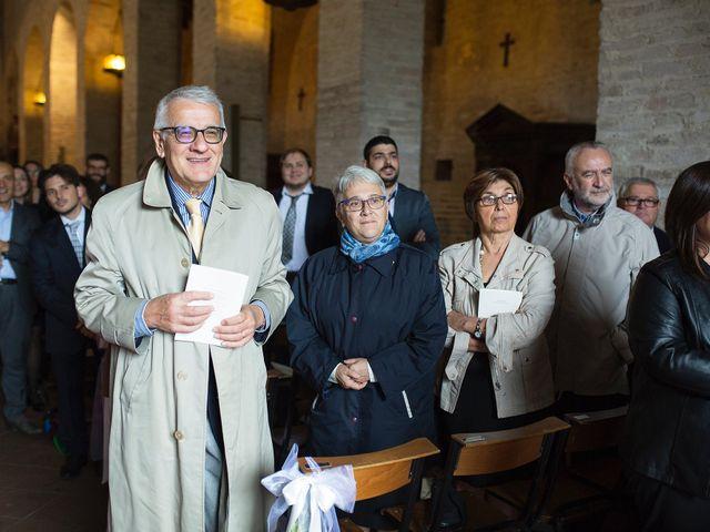 Il matrimonio di Francesco e Maria Rita a Bagnacavallo, Ravenna 26