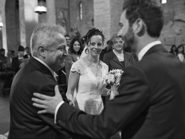 Il matrimonio di Francesco e Maria Rita a Bagnacavallo, Ravenna 29