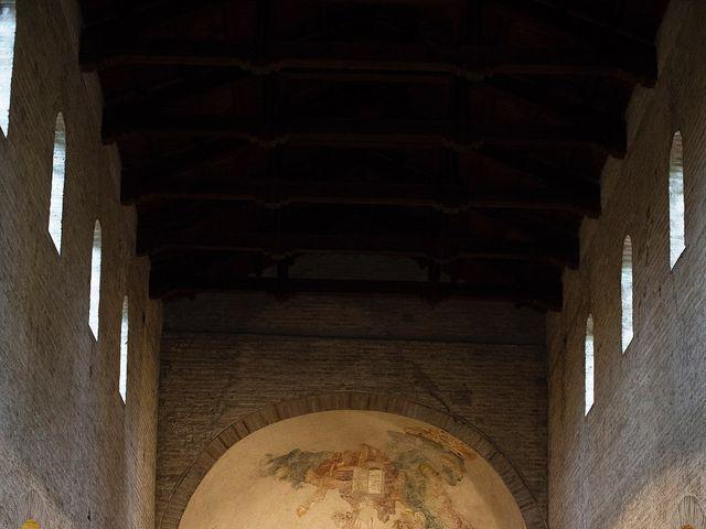Il matrimonio di Francesco e Maria Rita a Bagnacavallo, Ravenna 30