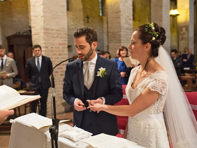 Il matrimonio di Francesco e Maria Rita a Bagnacavallo, Ravenna 33