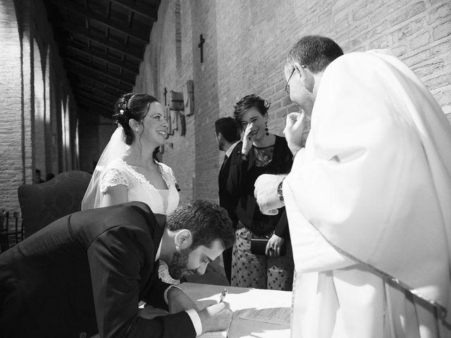 Il matrimonio di Francesco e Maria Rita a Bagnacavallo, Ravenna 44