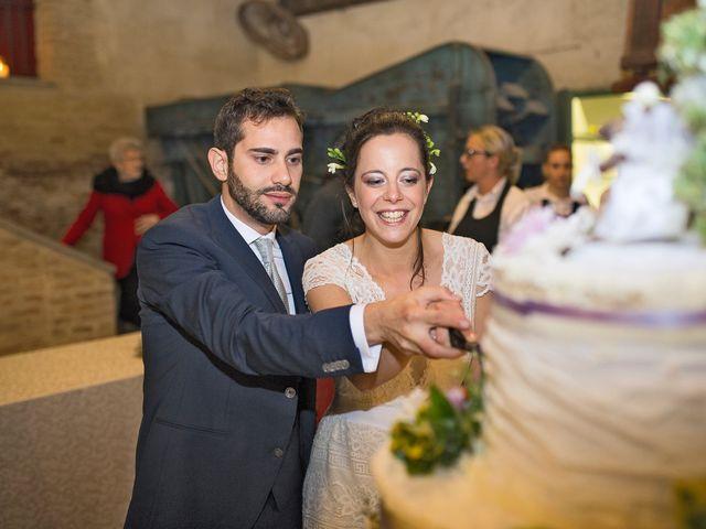Il matrimonio di Francesco e Maria Rita a Bagnacavallo, Ravenna 86