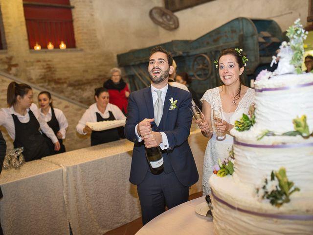 Il matrimonio di Francesco e Maria Rita a Bagnacavallo, Ravenna 87