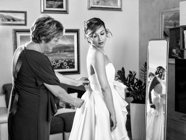 Il matrimonio di Nicola e Stefania a Concesio, Brescia 14