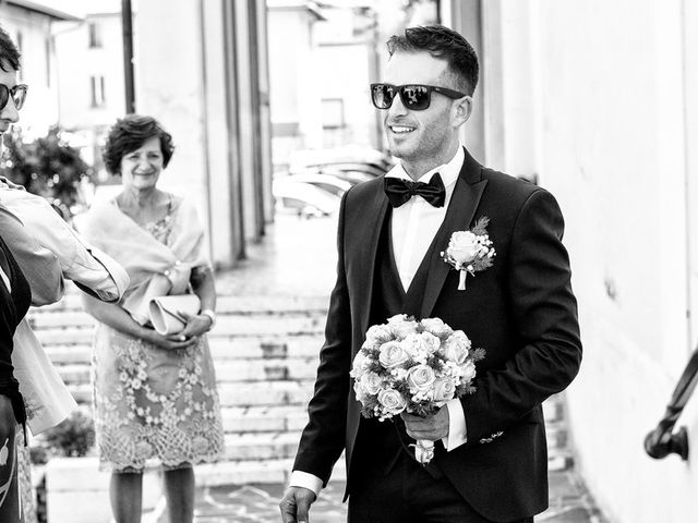 Il matrimonio di Nicola e Stefania a Concesio, Brescia 26