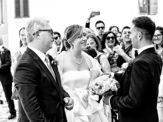 Il matrimonio di Nicola e Stefania a Concesio, Brescia 31