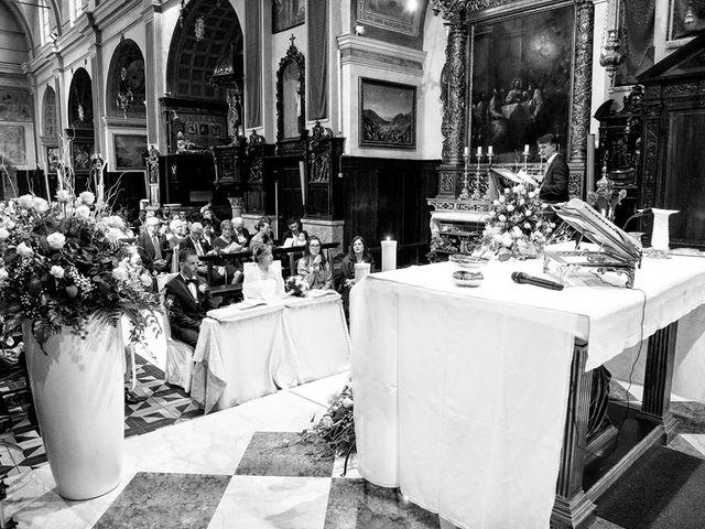 Il matrimonio di Nicola e Stefania a Concesio, Brescia 39