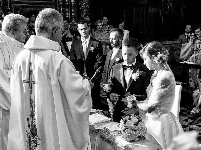 Il matrimonio di Nicola e Stefania a Concesio, Brescia 40