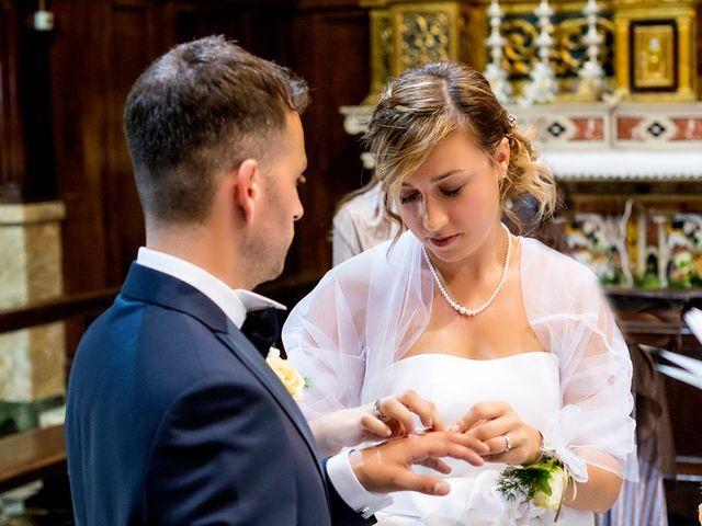 Il matrimonio di Nicola e Stefania a Concesio, Brescia 41