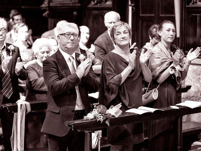 Il matrimonio di Nicola e Stefania a Concesio, Brescia 44