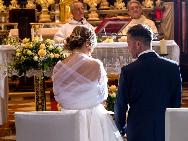 Il matrimonio di Nicola e Stefania a Concesio, Brescia 46