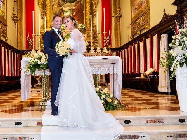 Il matrimonio di Nicola e Stefania a Concesio, Brescia 47