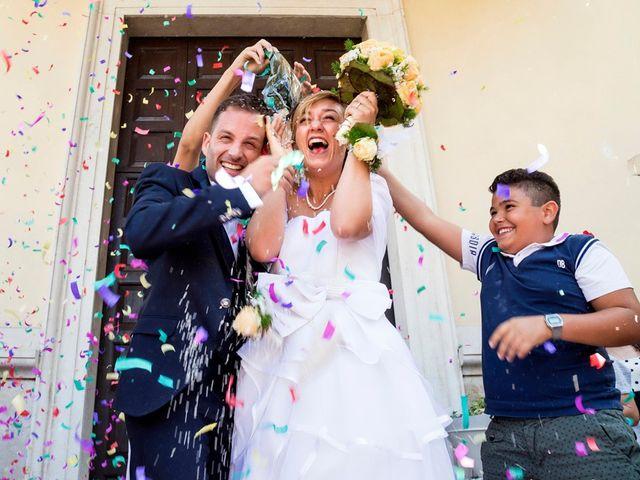 Il matrimonio di Nicola e Stefania a Concesio, Brescia 50