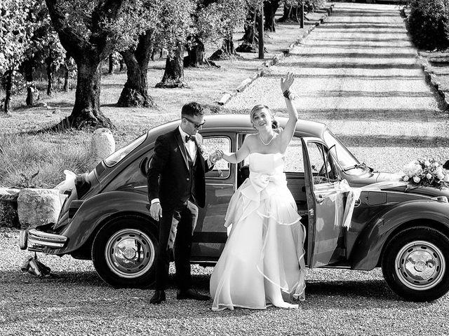 Il matrimonio di Nicola e Stefania a Concesio, Brescia 55