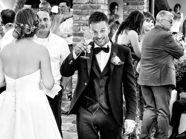 Il matrimonio di Nicola e Stefania a Concesio, Brescia 58