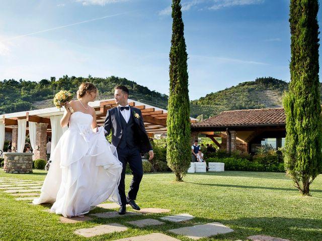 Il matrimonio di Nicola e Stefania a Concesio, Brescia 61