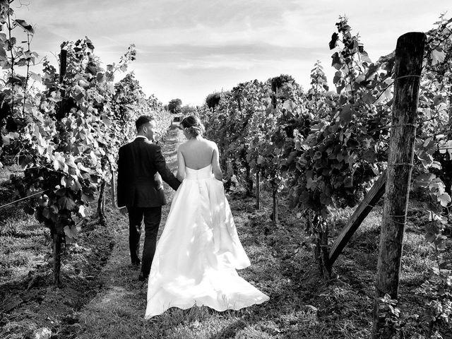 Il matrimonio di Nicola e Stefania a Concesio, Brescia 63