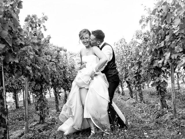 Il matrimonio di Nicola e Stefania a Concesio, Brescia 69