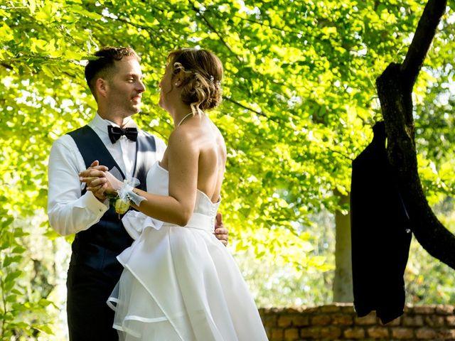 Il matrimonio di Nicola e Stefania a Concesio, Brescia 76