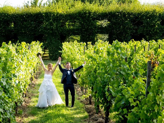 Il matrimonio di Nicola e Stefania a Concesio, Brescia 77