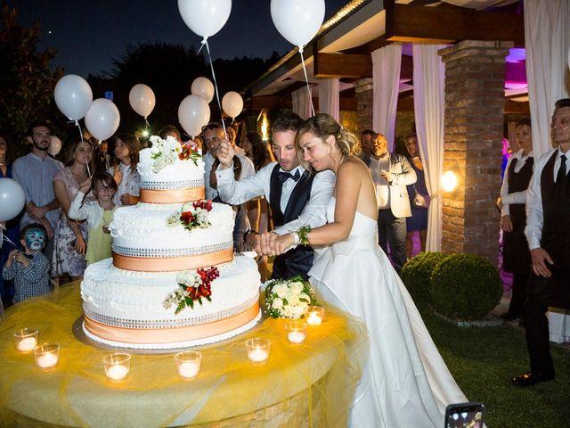 Il matrimonio di Nicola e Stefania a Concesio, Brescia 84