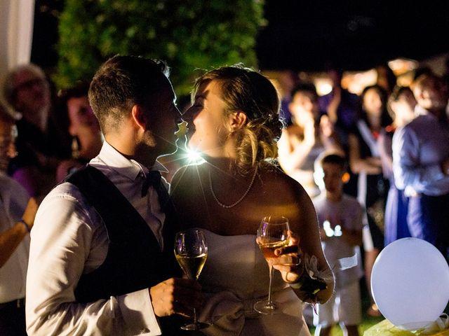 Il matrimonio di Nicola e Stefania a Concesio, Brescia 86