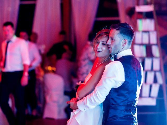 Il matrimonio di Nicola e Stefania a Concesio, Brescia 90