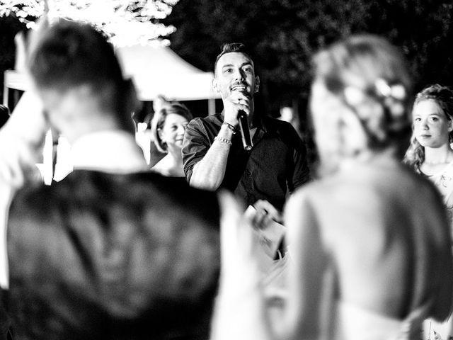 Il matrimonio di Nicola e Stefania a Concesio, Brescia 100