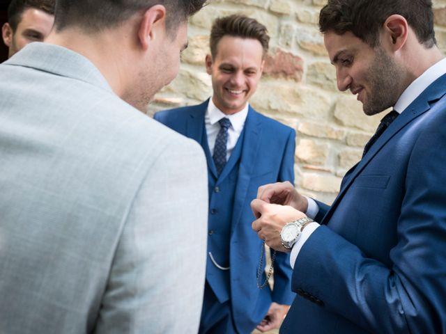 Il matrimonio di Stewart e Natalie a Tolentino, Macerata 4