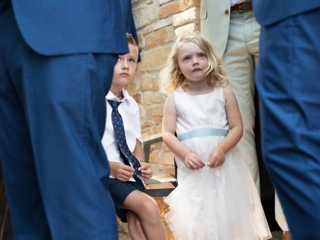 Il matrimonio di Stewart e Natalie a Tolentino, Macerata 6