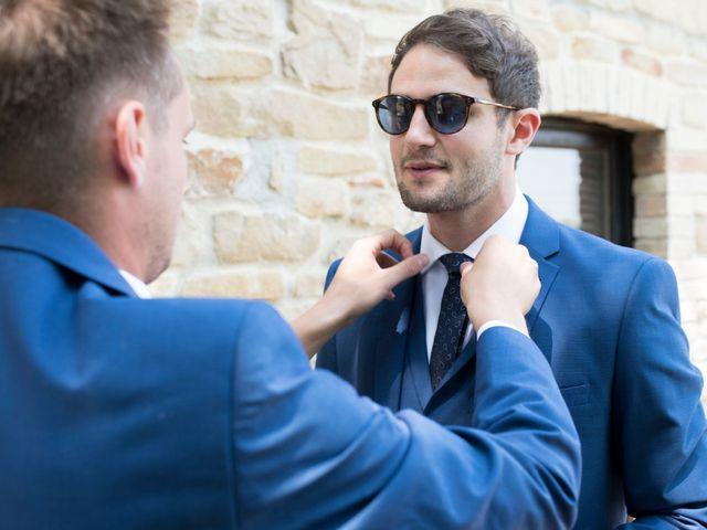 Il matrimonio di Stewart e Natalie a Tolentino, Macerata 7