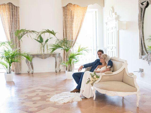 Il matrimonio di Stewart e Natalie a Tolentino, Macerata 47