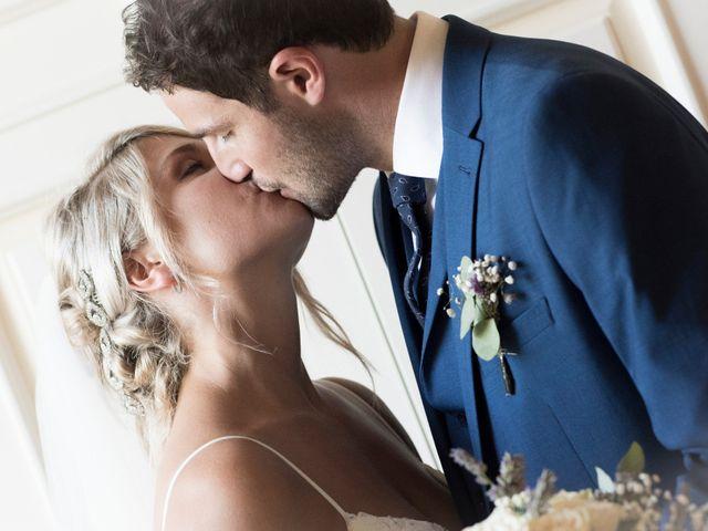 Le nozze di Natalie e Stewart