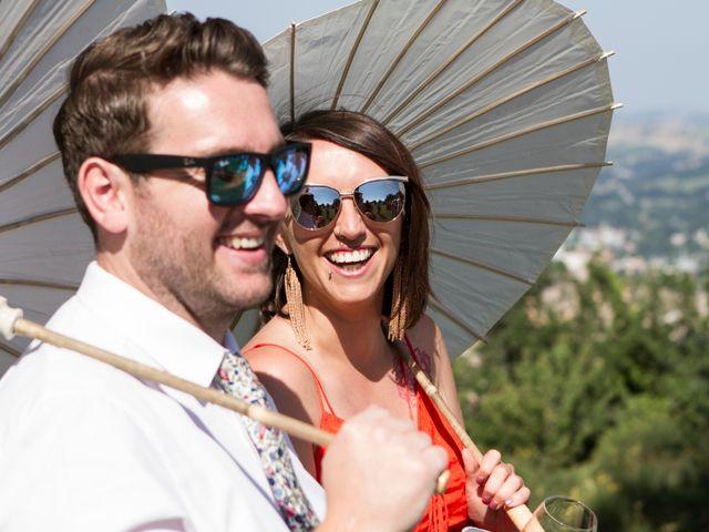 Il matrimonio di Stewart e Natalie a Tolentino, Macerata 51