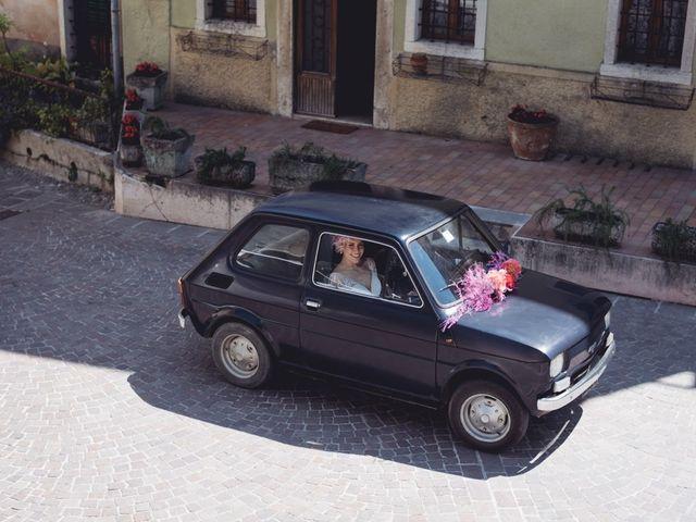 Il matrimonio di Andrea e Athena a Lazise, Verona 34