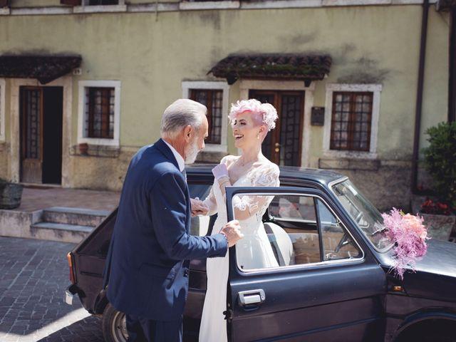 Il matrimonio di Andrea e Athena a Lazise, Verona 35