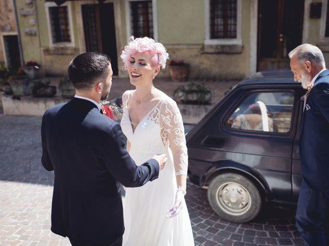 Il matrimonio di Andrea e Athena a Lazise, Verona 36