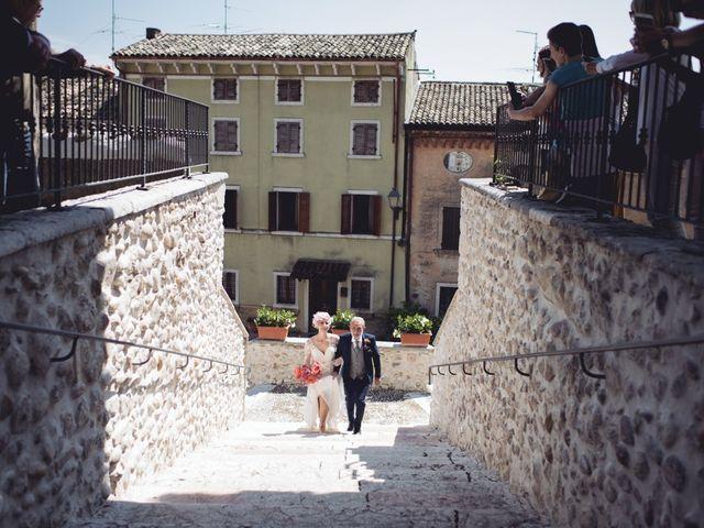 Il matrimonio di Andrea e Athena a Lazise, Verona 38