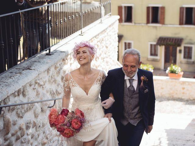 Il matrimonio di Andrea e Athena a Lazise, Verona 39