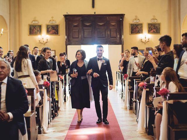 Il matrimonio di Andrea e Athena a Lazise, Verona 41