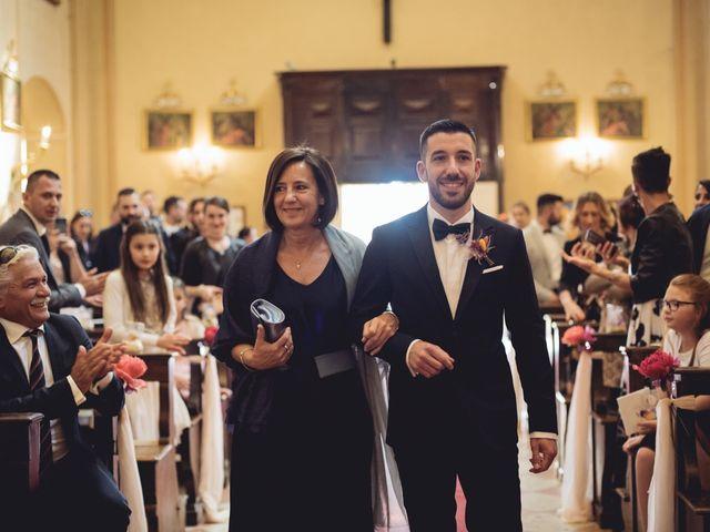 Il matrimonio di Andrea e Athena a Lazise, Verona 42