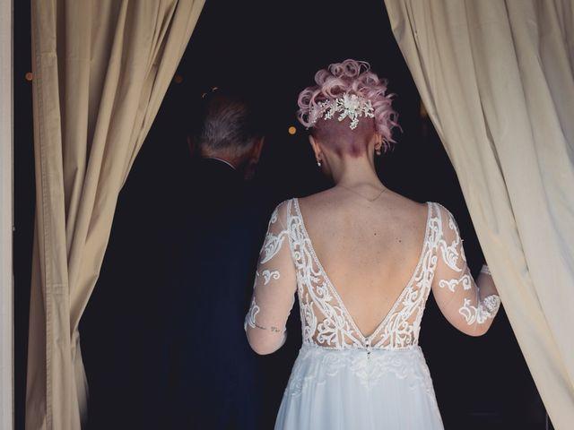 Il matrimonio di Andrea e Athena a Lazise, Verona 44