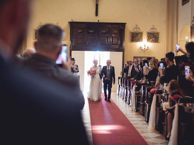Il matrimonio di Andrea e Athena a Lazise, Verona 45