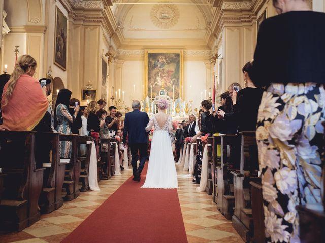 Il matrimonio di Andrea e Athena a Lazise, Verona 46