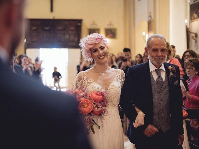 Il matrimonio di Andrea e Athena a Lazise, Verona 47