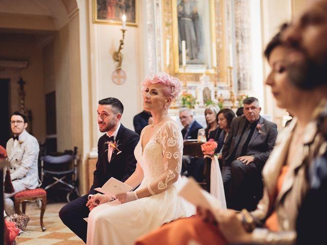 Il matrimonio di Andrea e Athena a Lazise, Verona 49