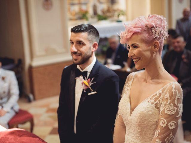 Il matrimonio di Andrea e Athena a Lazise, Verona 50