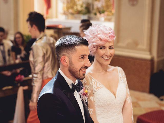 Il matrimonio di Andrea e Athena a Lazise, Verona 51